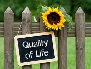 Quality Life Depends on You